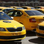 Спрос на услуги такси и каршеринга из-за вируса упал