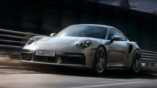 Сверхлегкая версия Porsche 911 Turbo