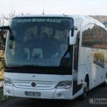 Улучшенный вариант автобуса Mercedes-Benz Travego