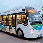 Высокая экономичность гибридного автобуса