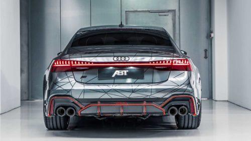 740-сильный Audi RS7-R