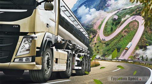 Cordiant Professional - шины для грузовиков