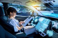 Эти технологий будущего скоро появятся в автомобилях