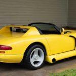 Гибрид двух культовых спорткаров – Chevrolet Corvette C4 и Dodge Viper RT/10