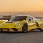 Hennessey разгонит гиперкар Venom F5 до 500 км/ч