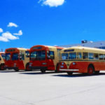 История американских городских автобусов