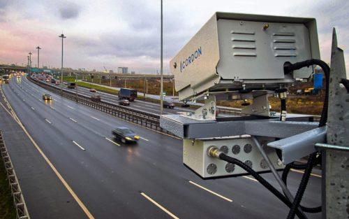 Камеры фиксации уже штрафуют водителей без пропусков