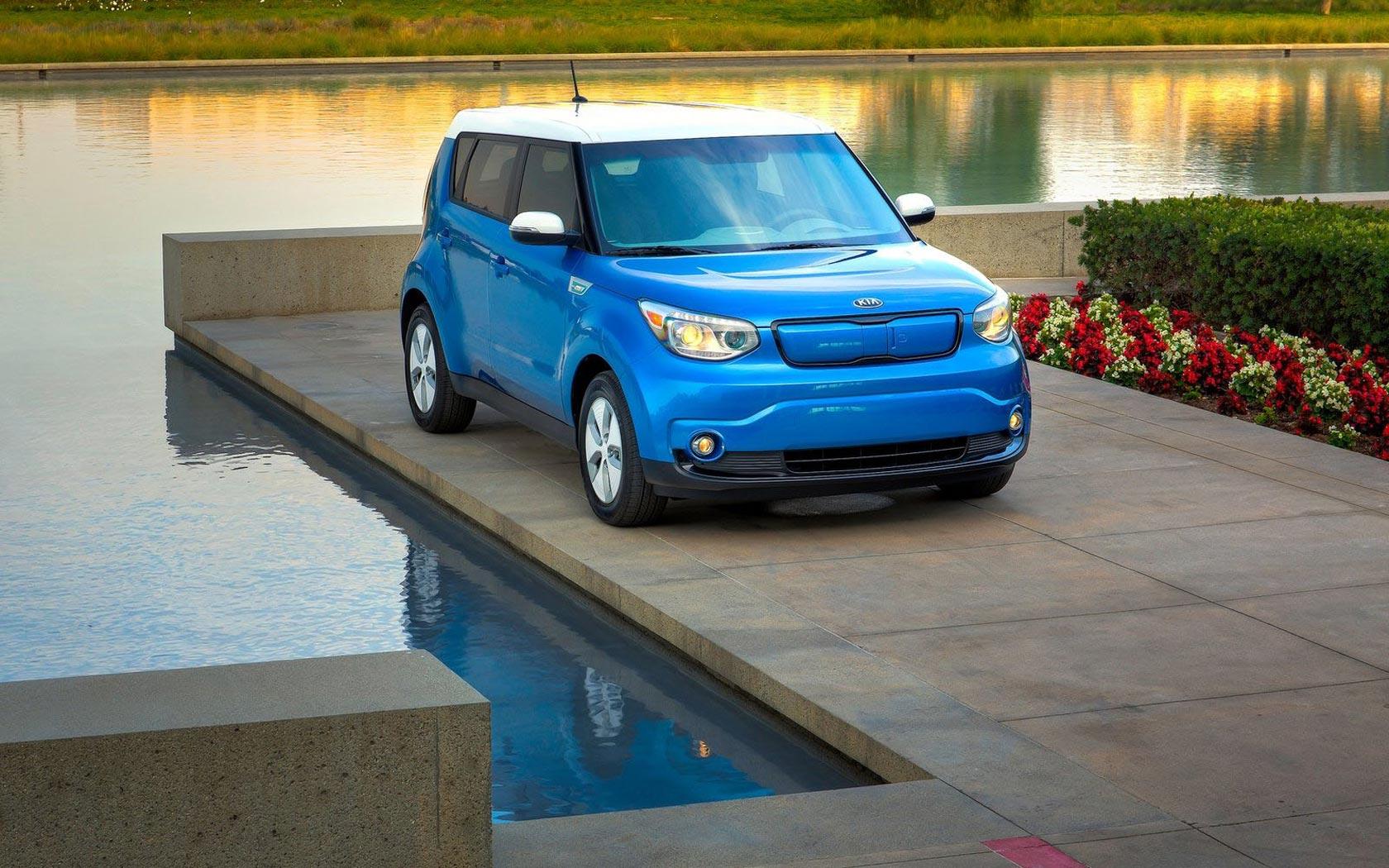 Kia Soul EV назван лучшим городским автомобилем