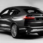 Кросс-купе BMW X8 M