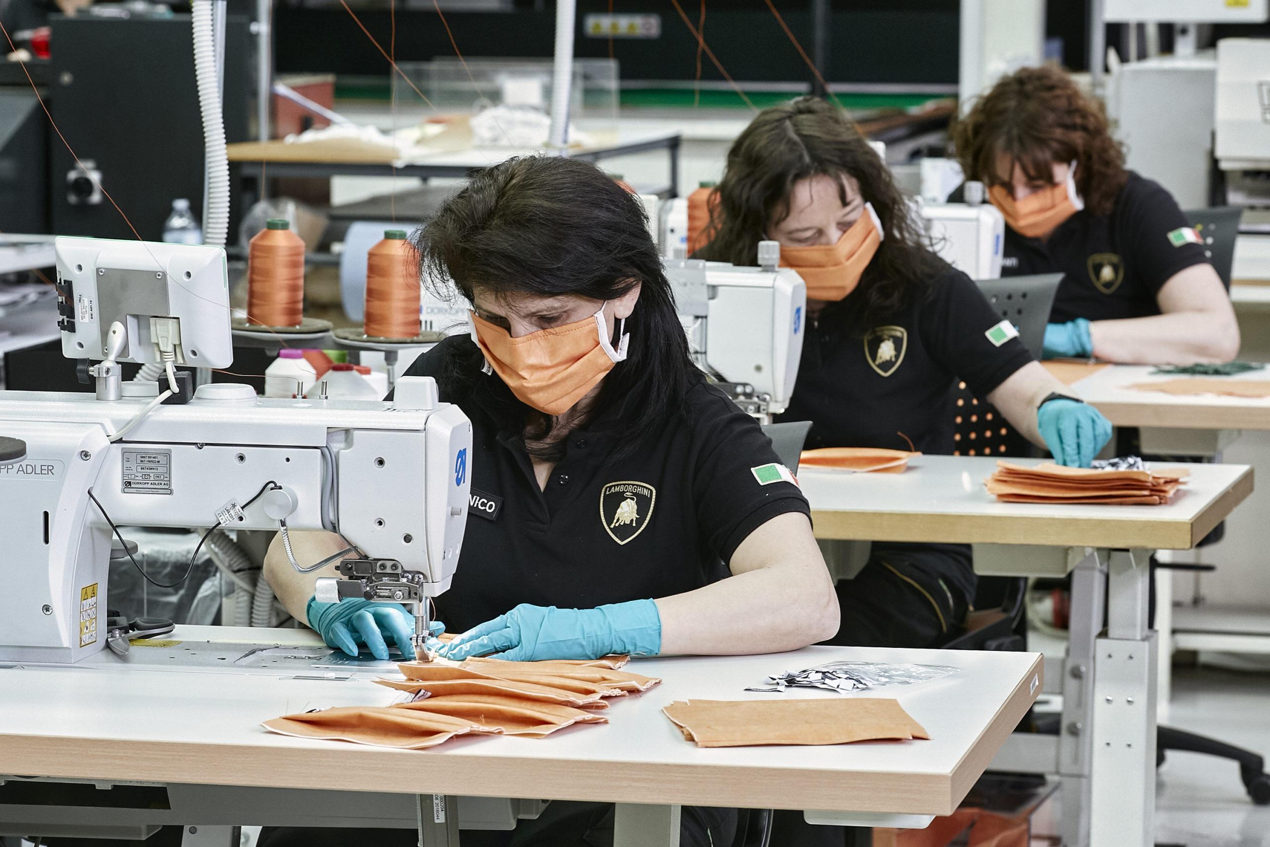 Lamborghini занялся производством медицинского оборудования