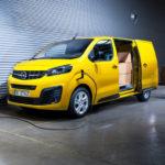 Новости электрического фургона Opel Vivaro-e