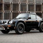 Очередной «внедорожный» Porsche 911