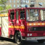 Пожарные машины марки Dennis в Курске