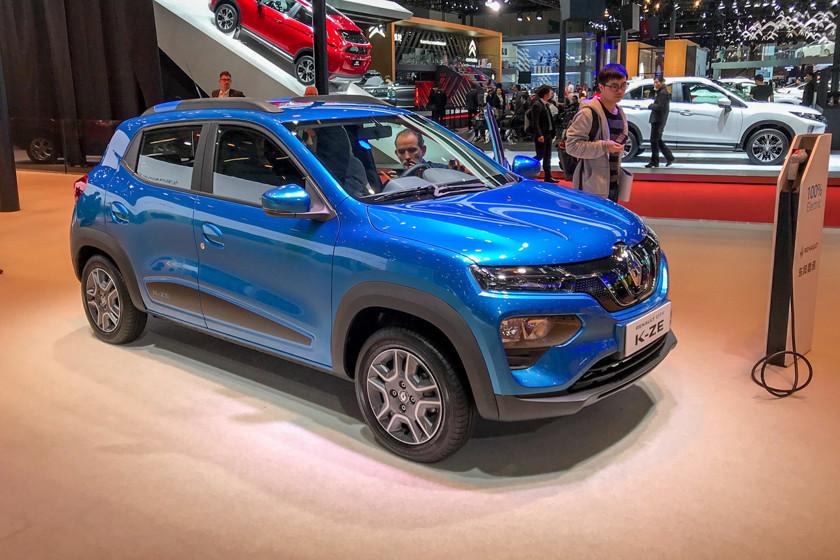Renault против ДВС