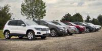 Российские водители определили лучшие внедорожники и кроссоверы