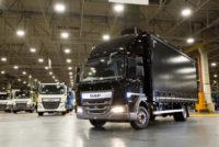Сборочный завод DAF в Англии Leyland