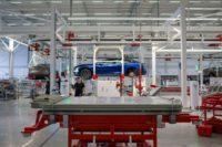 Tesla построила аппарат ИВЛ из автозапчастей