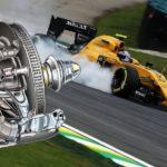 Тормоза болида Формулы-1: с 320 до 0 км/ч – 4 секунды