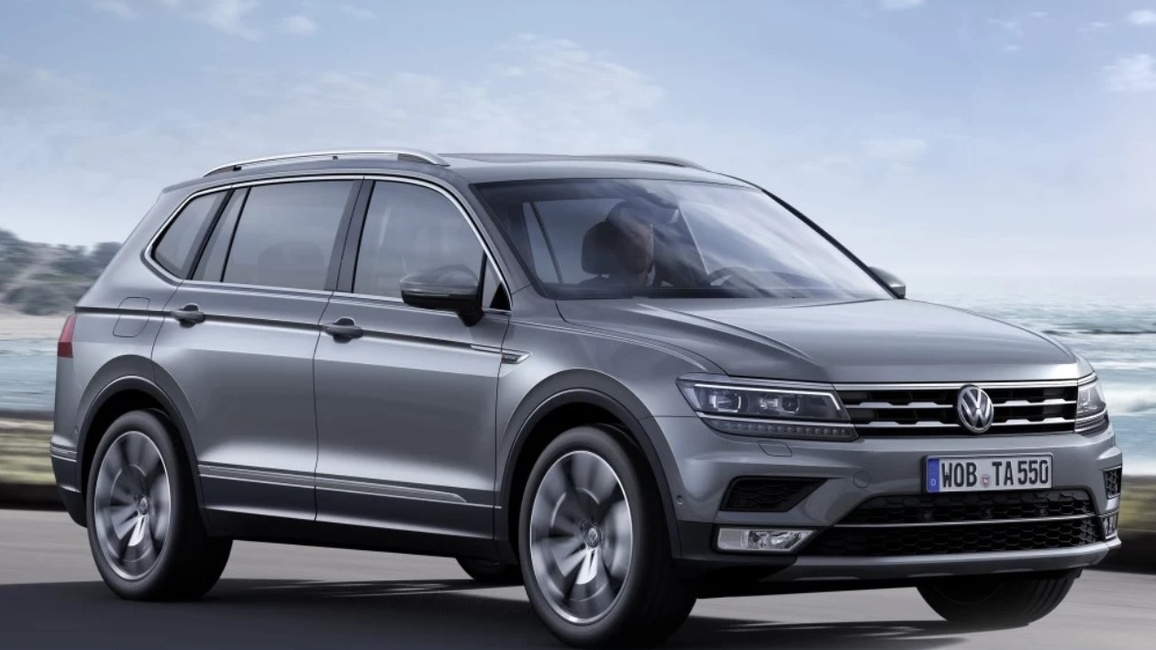 Volkswagen Tiguan после обновлений