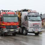 Volvo и Daimler совместно разрабатывают грузовики будущего
