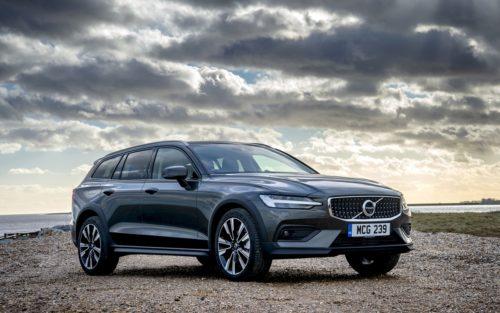 Volvo ограничивает скорость новых авто