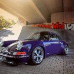 феноменальный рестомод Porsche 911 Carrera (993)