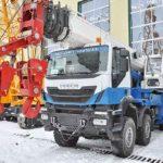 60‑тонный автокран КС‑65760 Челябинского механического завода