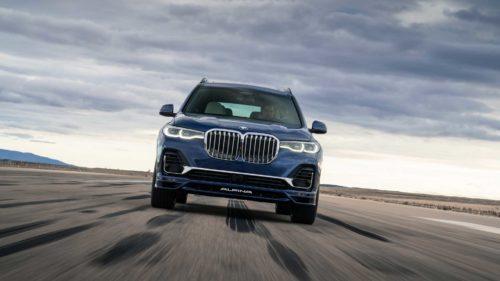 Alpina представляет мощнейший BMW X7 - модель XB7