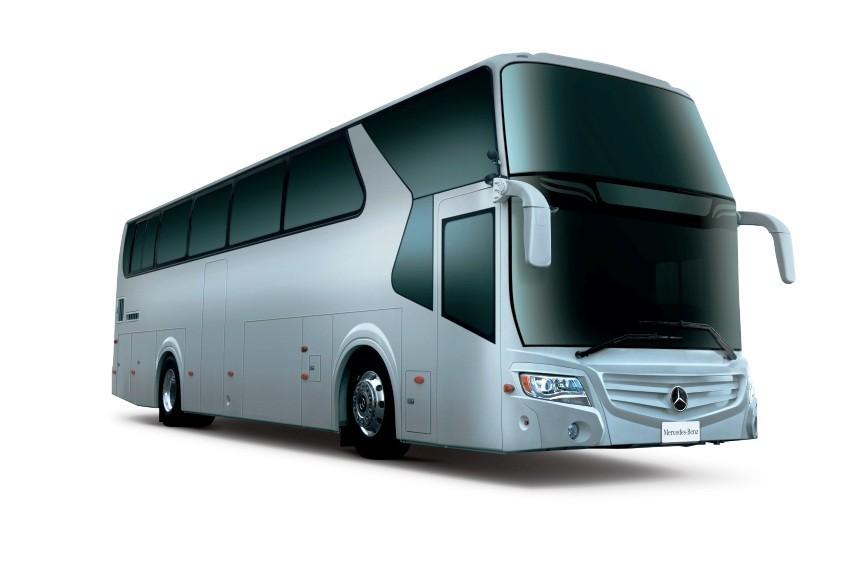 Автобус Mercedes из Тайваня