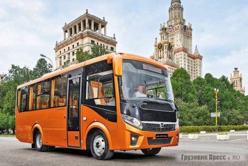 Автобусы ГАЗ «Вектор NEXT»