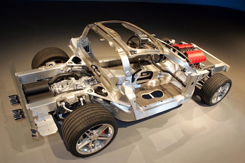 Cовременная конструкция автомобиля