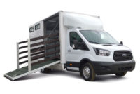 Ford Transit коневоз