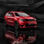Jeep Grand Cherokee Trackhawk по прозвищу Hellhound