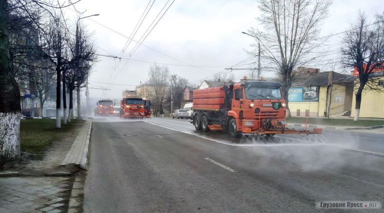 Как пандемия повлияла на работу водителей грузового транспорта