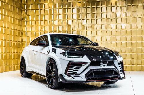 Lamborghini Urus от Mansory за полмиллиона евро