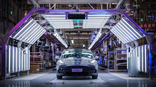 Новая аккумуляторная батарея Tesla