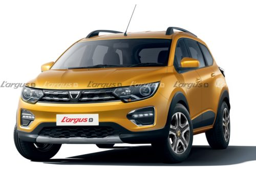 Новый кросс-универсал Renault заменит «Ларгус»