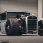 Отреставрированный 90-летний пикап Ford