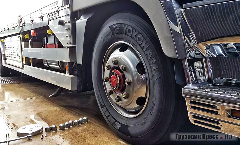 Подбор и эксплуатация автомобильных колёс (ч. 1)