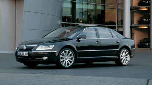 Седан Volkswagen Phideon - китайская версия