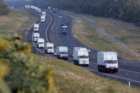 Система для снижения выбросов от грузовиков