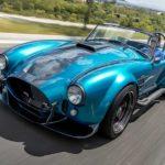 Тюнинг легендарного родстера Shelby AC Cobra