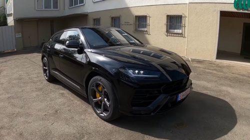 Вторая ступень форсирования Lamborghini Urus