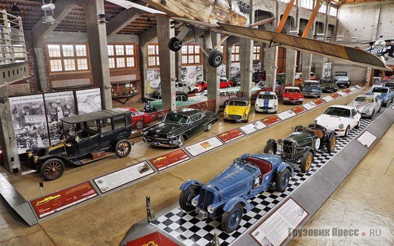 Крупнейший южноамериканский автомузей «Coleccion Jedimar Museo»