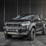 Агрессивный Ford Ranger c роскошным салоном