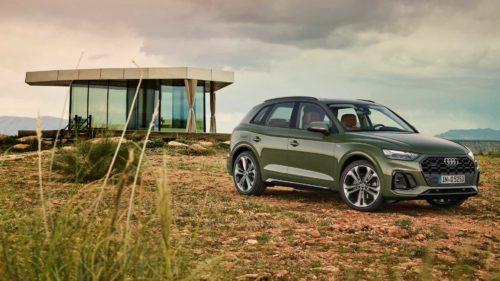 Audi Q5 обновили