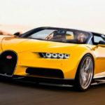 Bugatti Chiron в кузове родстер в единственном экземпляре