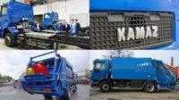 Электрический мусоровоз КамАЗ «Чистогор»
