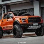 Ford Ranger замаскировался