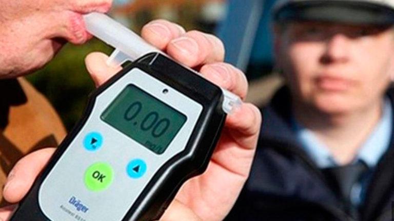 ГИБДД тестирует новую систему проверки водителей на алкоголь